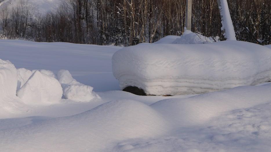 Снега хватит всем:) | По дороге на Восток