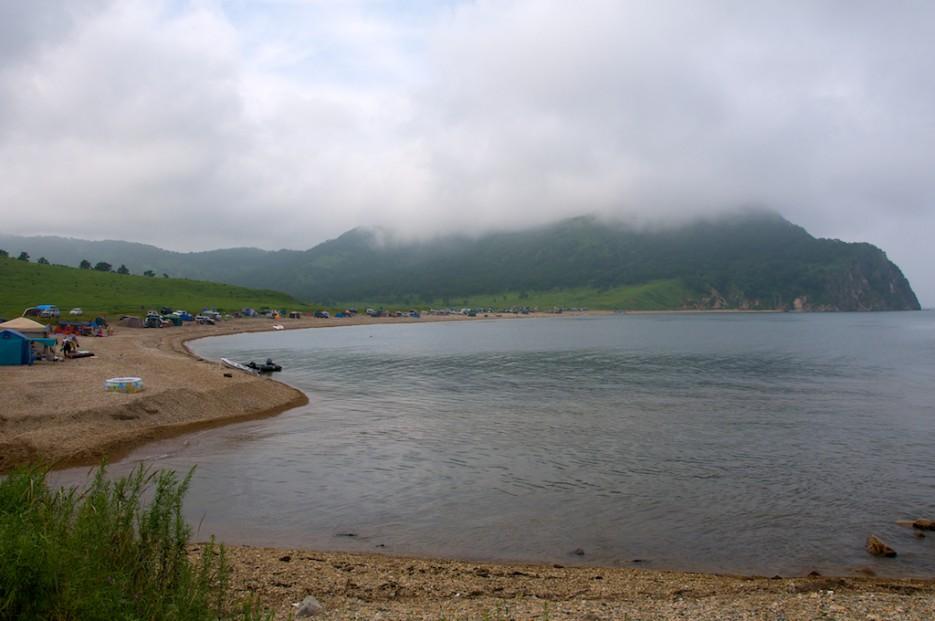 Бухта Безымянная возле мыса Льва | Морской государственный заповедник