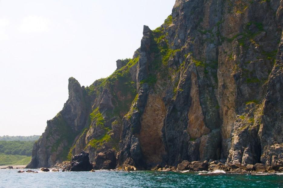 Мыс Льва | Морской государственный заповедник