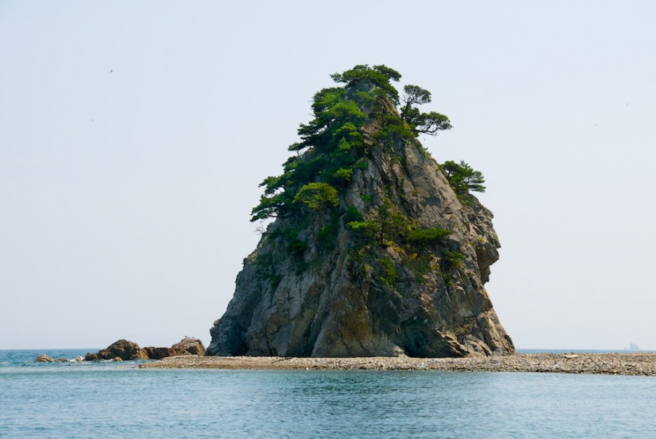 Скала с кекур бакланьих | Морской государственный заповедник