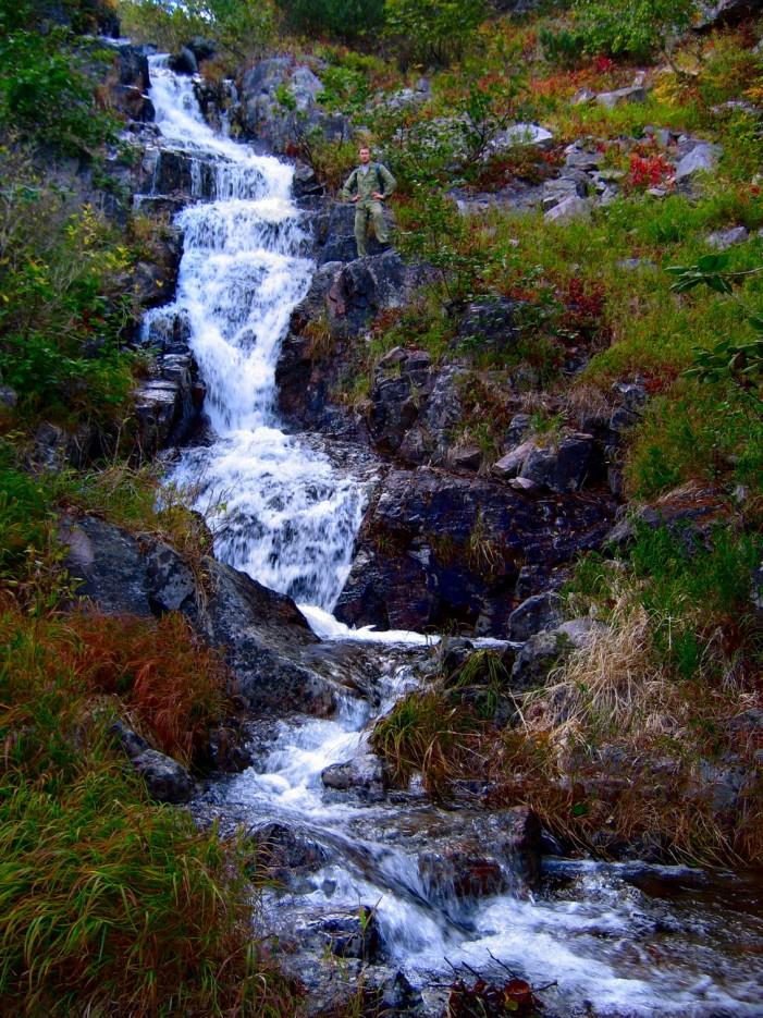 Водопад Красный Кит. Тернейский район. | Водопад Красный Кит. Тернейский район.