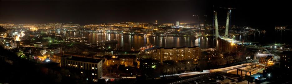 Панорама Владивостока | Владивосток