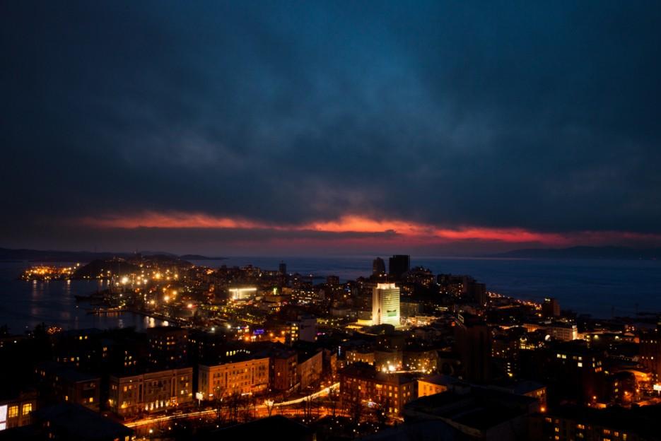 Закат | Владивосток