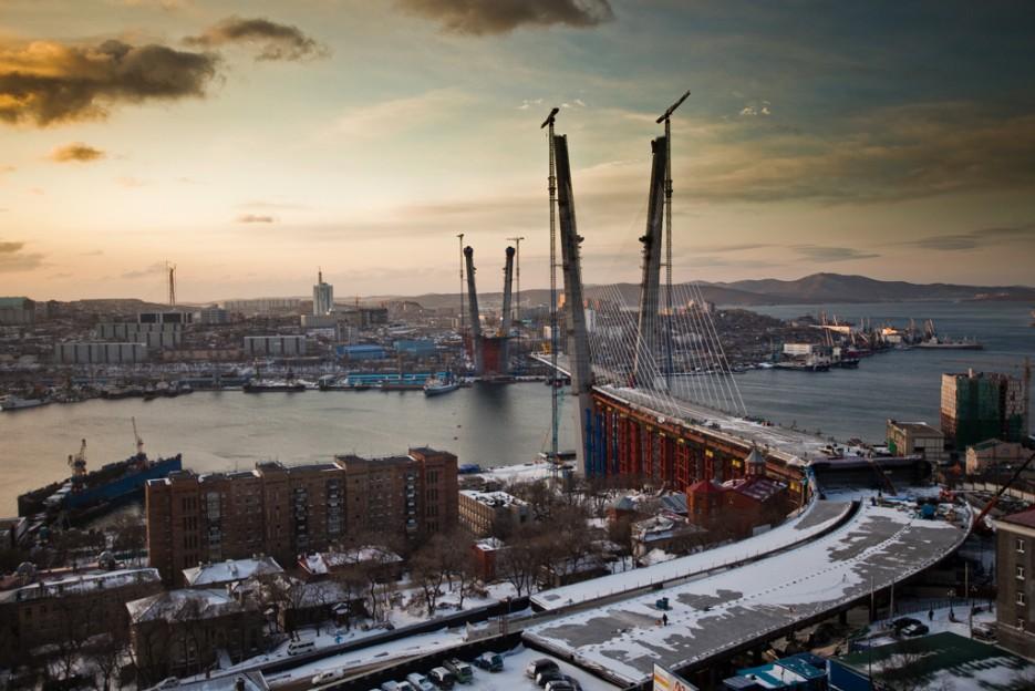 Мост на Чуркин | Владивосток