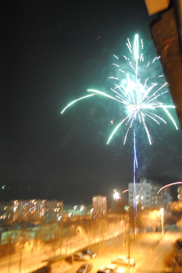 Новый год 2012! Р-н Тихой | Владивосток