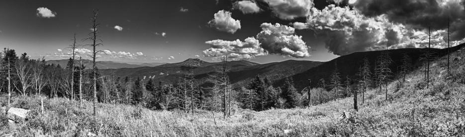 Панорама с горы Пидан. Вид на горк Фалаза. | От Хасана до...