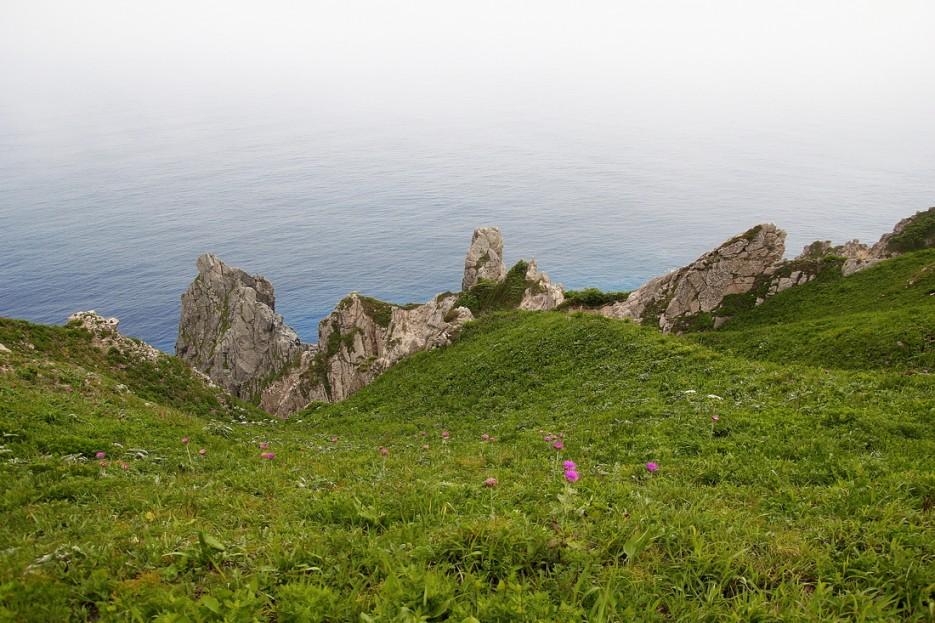 Зелень и скалы | Летние виды Преображения