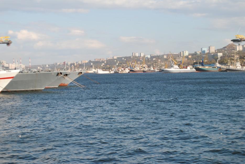 город как на ладони | Владивосток