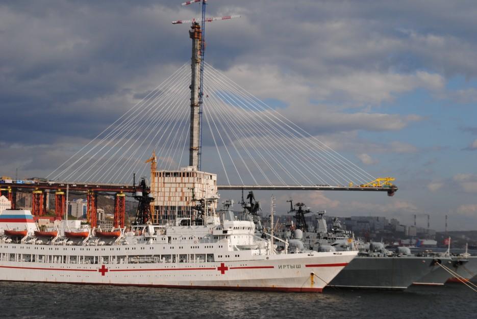 натянули ванты! | Владивосток