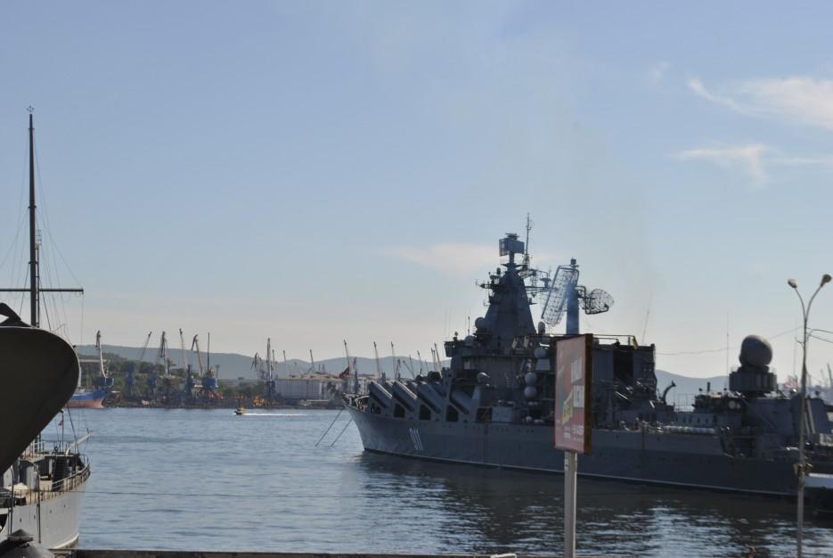 Военный город | Владивосток
