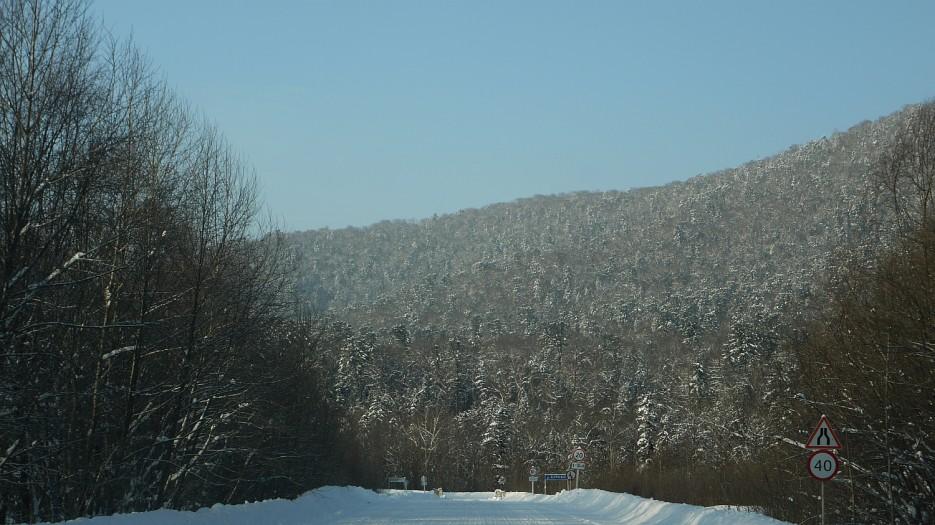 Зимник. 80 километров через глухую тайгу | По дороге на Восток
