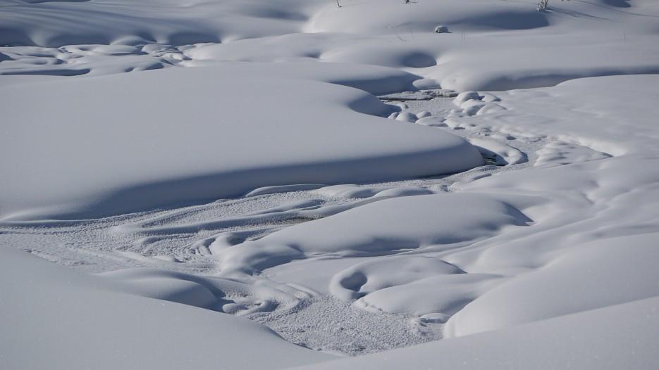 Вот такой там снег.... | По дороге на Восток