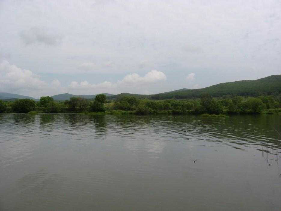 Озеро в Сибирцево(название нигде не нашел)   Сибирцево