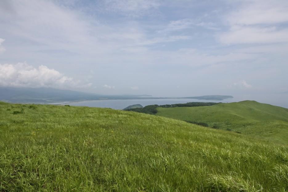 Бухта Нарва, полуостров Ломоносова. Вид с вершин сопок в районе пос. Безверхово. | Безверхово
