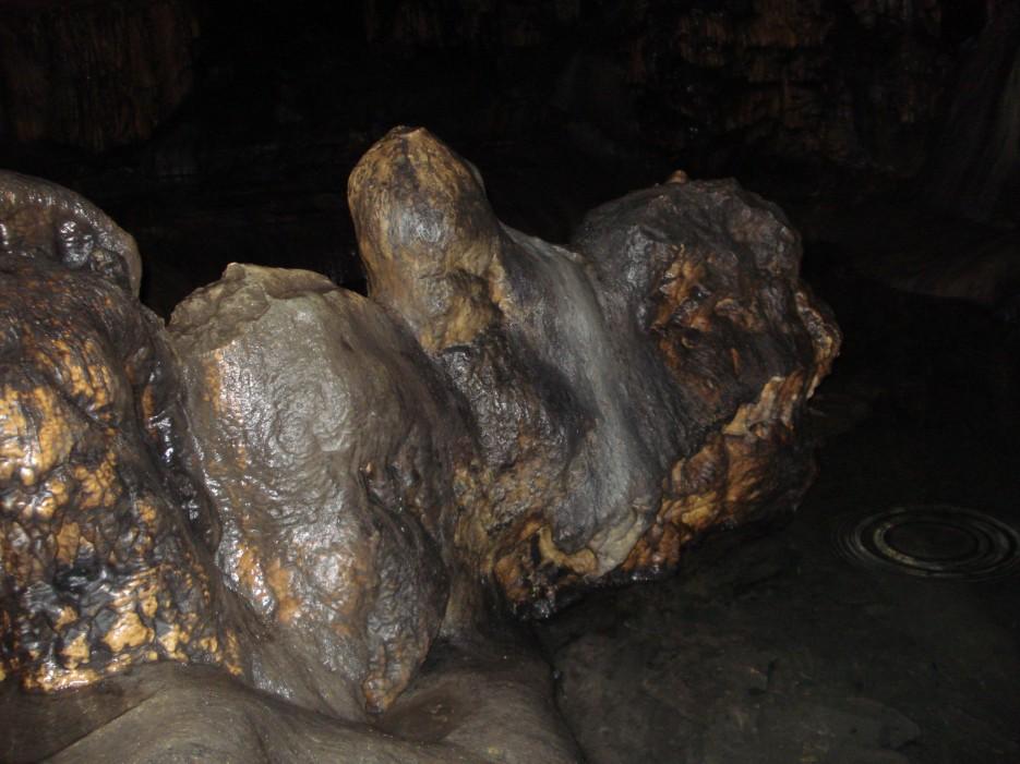 Макрушенская пещера. Ольгинский район.   Пещера Макрушенская. Ольгинский район.