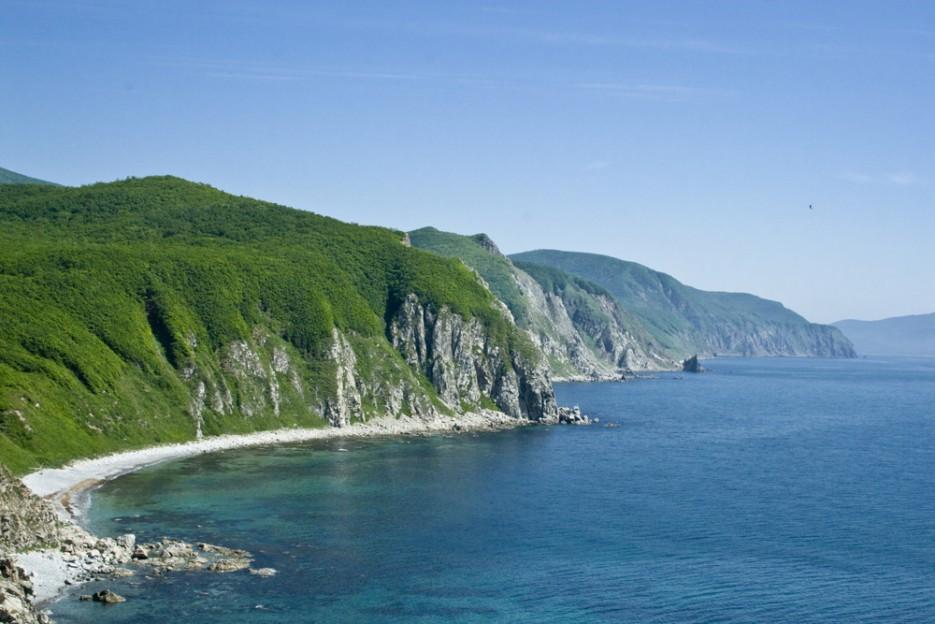 Северные берега нашего края | Сияние северного Приморья