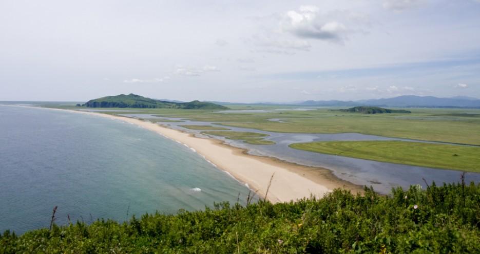 Хасанский район, недалеко от границы с Китаем и Кореей. | Вид с вершины