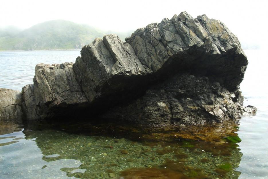 Красивый камень. Дунай   Природа в Приморье