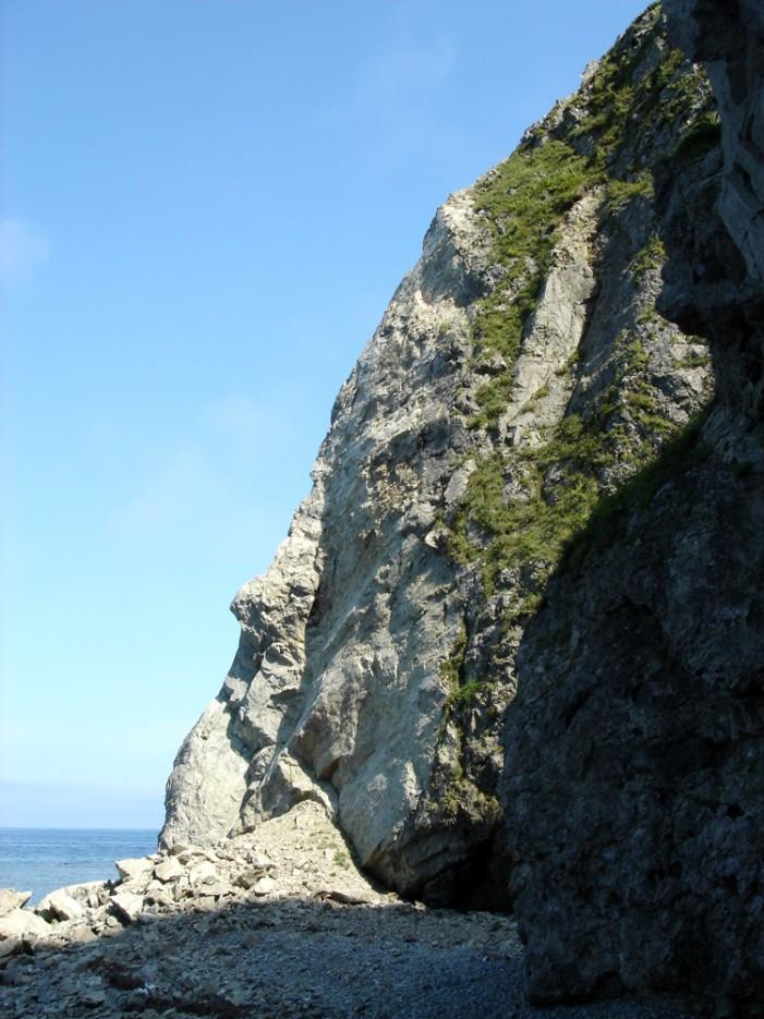 Скалы. Ольгинский район   Природа в Приморье