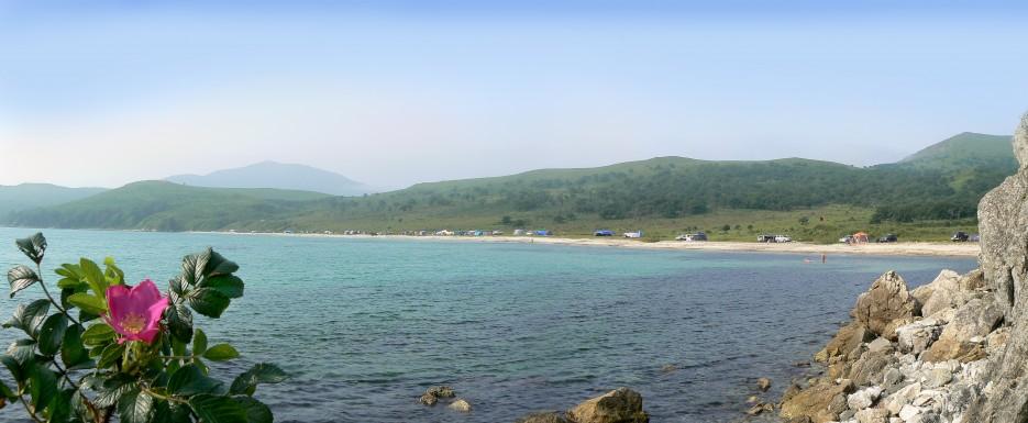 Б.Астафьева | Панорамы полуострова Гамов