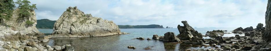 Б.Горшкова | Панорамы полуострова Гамов