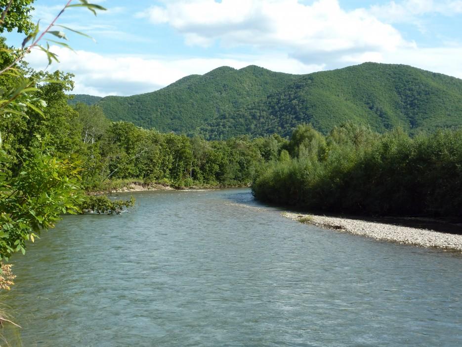река ананьевка приморский край рыбалка