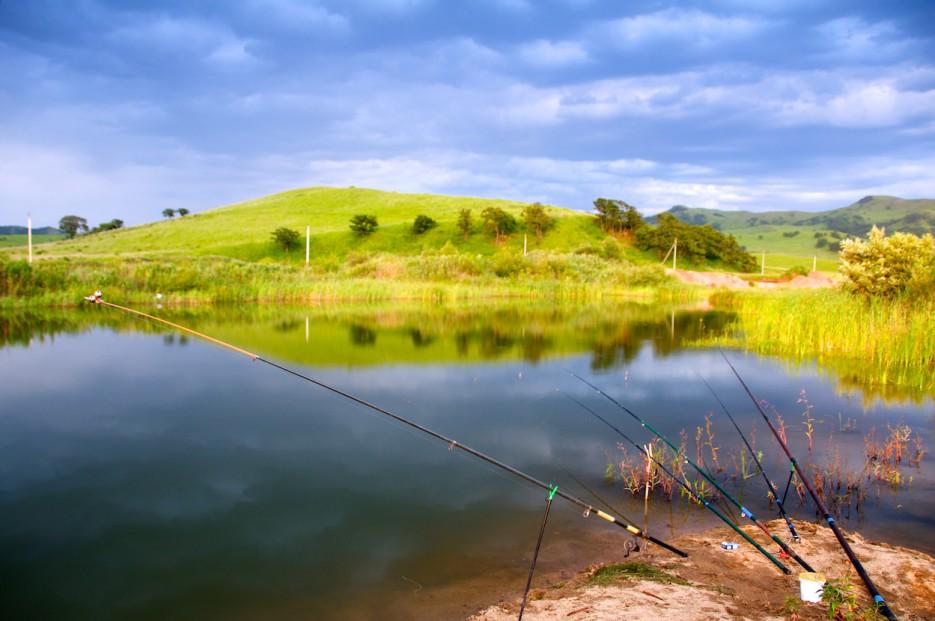 Приморский край озера для рыбалки в