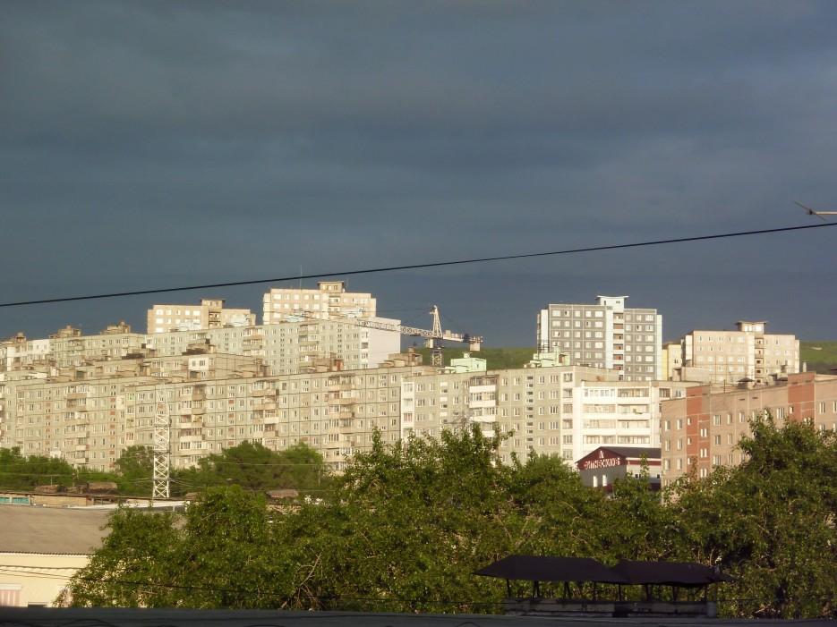 Владивосток, район Бама | Океанский военный санаторий