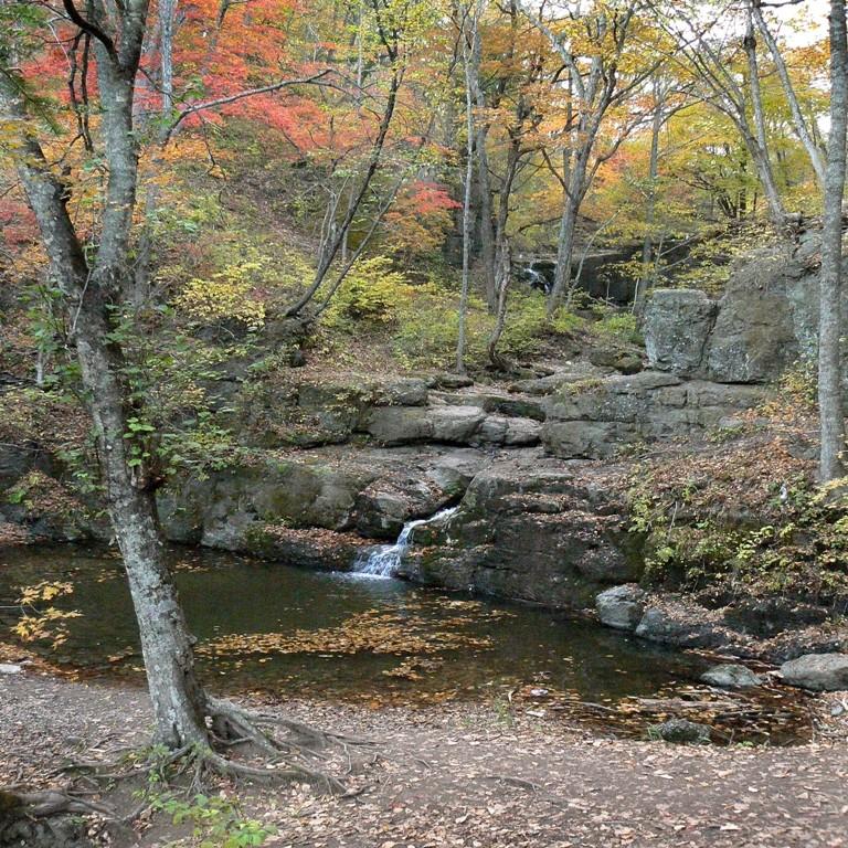 Водопад | Кравцовские водопады