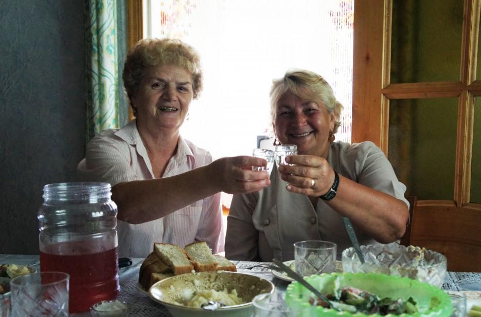 Бабули | Краснодарский край 2011