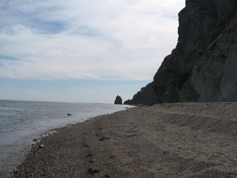 Большая и маленькая скала | Кавалеровский район
