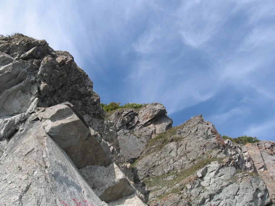 Скалы и небо | Кавалеровский район