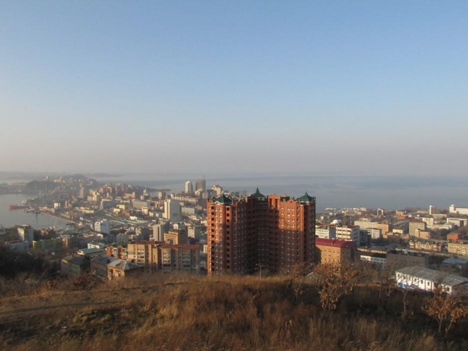 Эгершельд | Владивосток