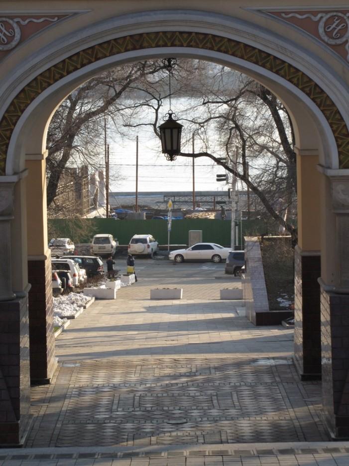 арка | Владивосток