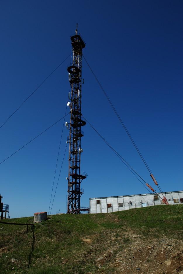 Башня Мегафона, (ТУСМ построен к олимпиаде 1980)   Морской заповедник с птичьего полета.