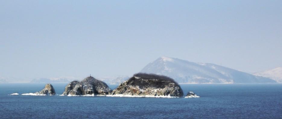 о. Таранцева | Полуостров Гамов и бухта Витязь