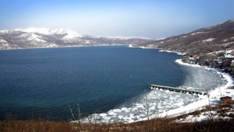бухта Витязь | Полуостров Гамов и бухта Витязь