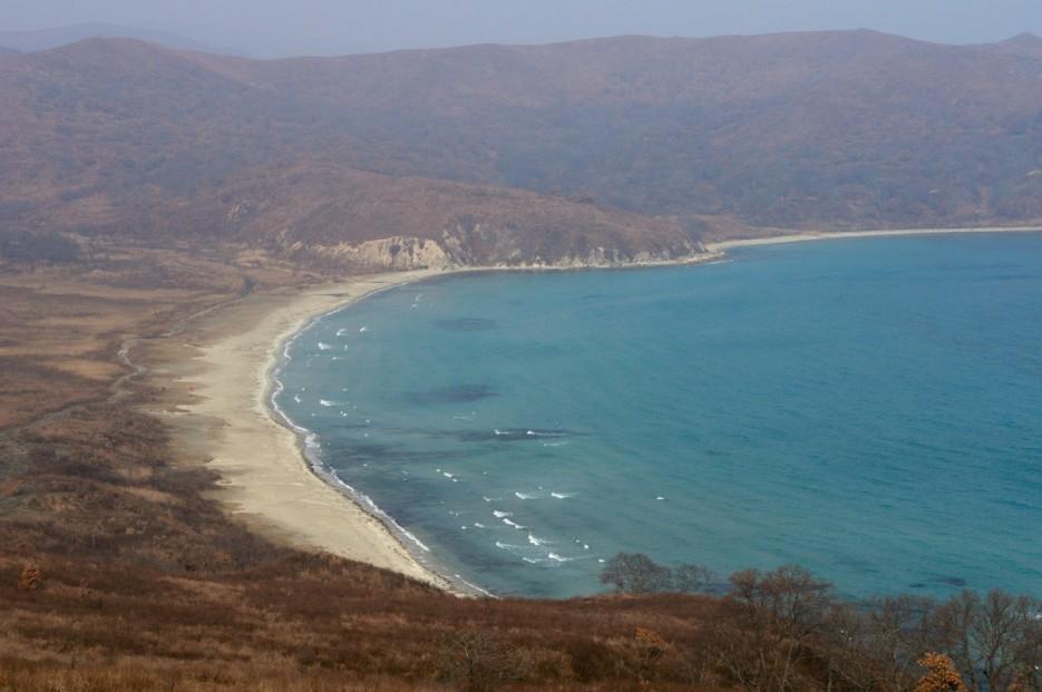 б. Нерпичья | Полуостров Гамов и бухта Витязь