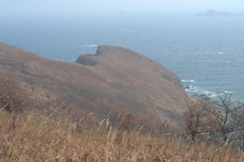 Склон | Полуостров Гамов и бухта Витязь