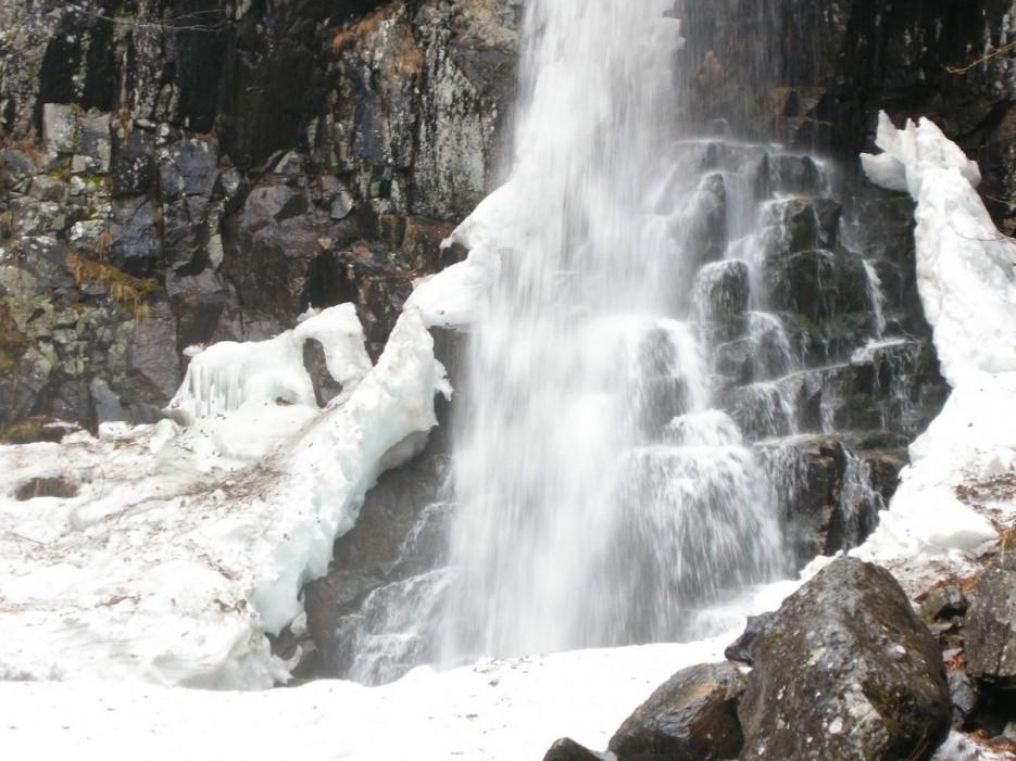 Водопад | Еломовский вдп., ключ