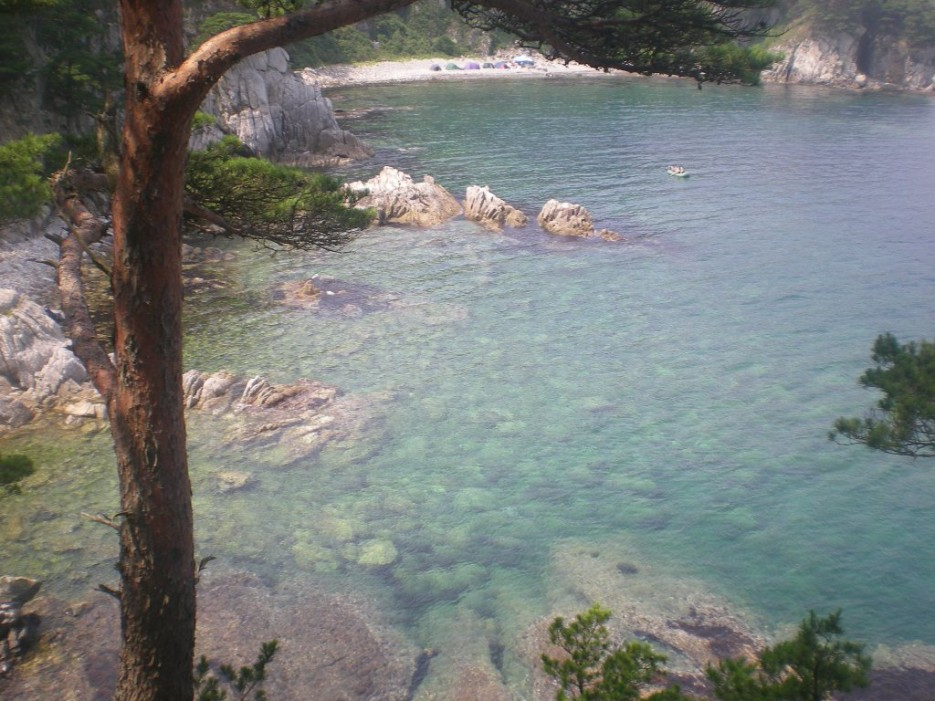 прозрачность | остров Томящегося сердца бухта Теляковского