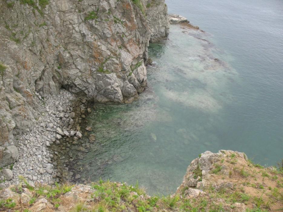 укромная бухточка | Бухта Песчанка