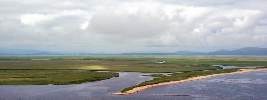 Бескрайние просторы. | Мыс Островок Фальшивый и остров Фуругельма