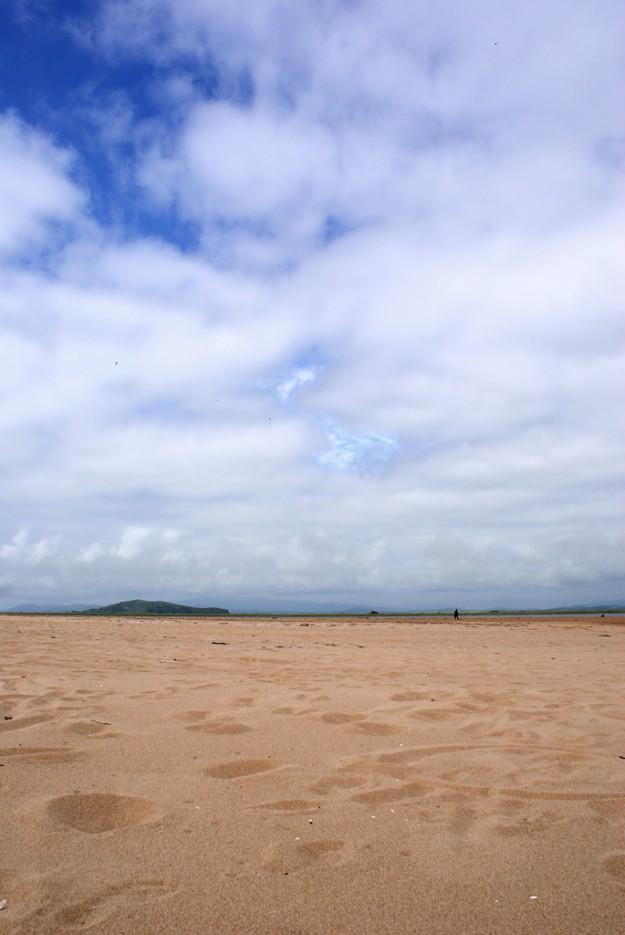 Где-то в пустыне. | Мыс Островок Фальшивый и остров Фуругельма