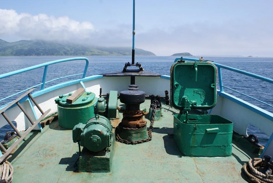 Плывём на остров Фуругельма. | Мыс Островок Фальшивый и остров Фуругельма