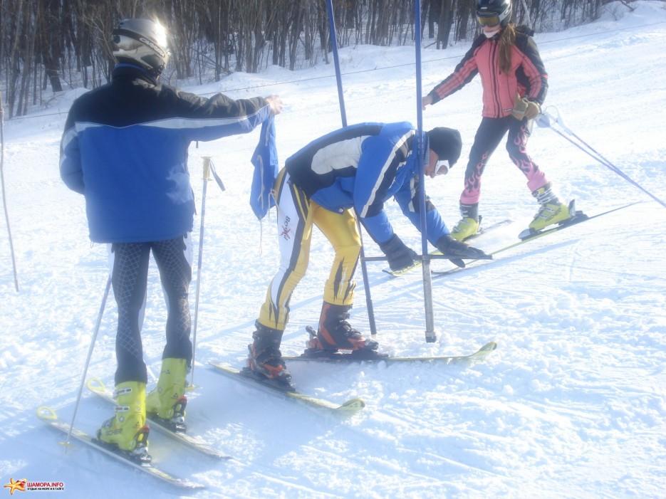 Фото 2583   Чемпионат края по горным лыжам (Арсеньев)