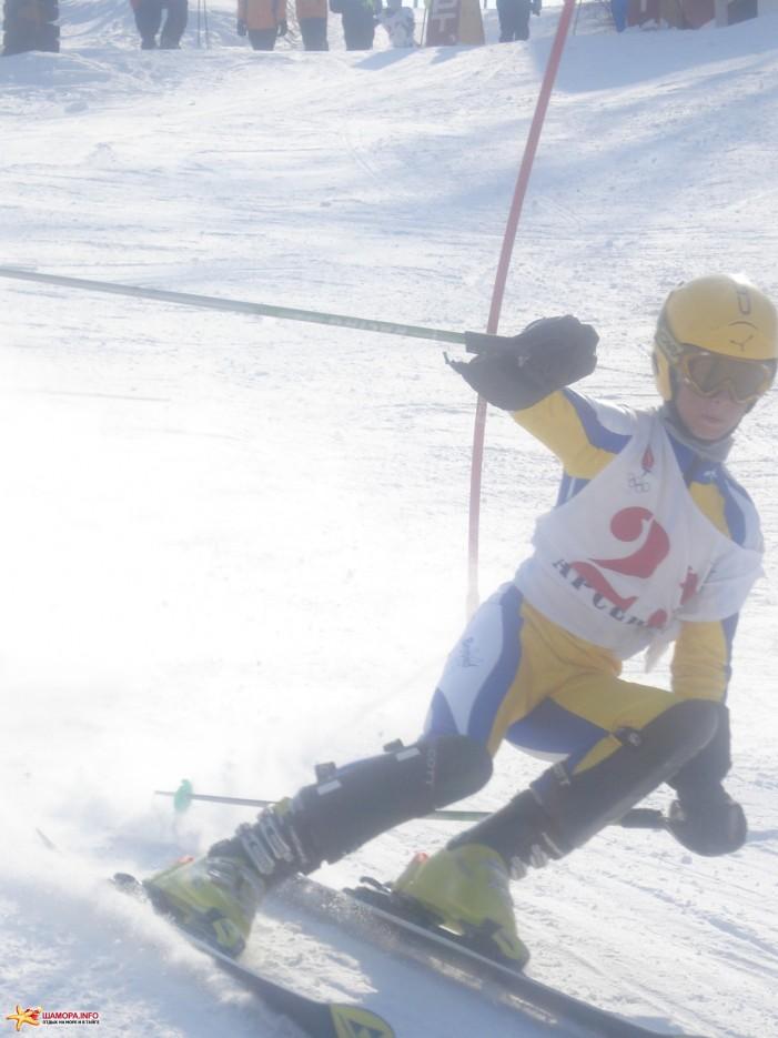 Фото 2592 | Чемпионат края по горным лыжам (Арсеньев)