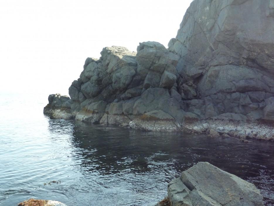 Неприступные берега | Шамора