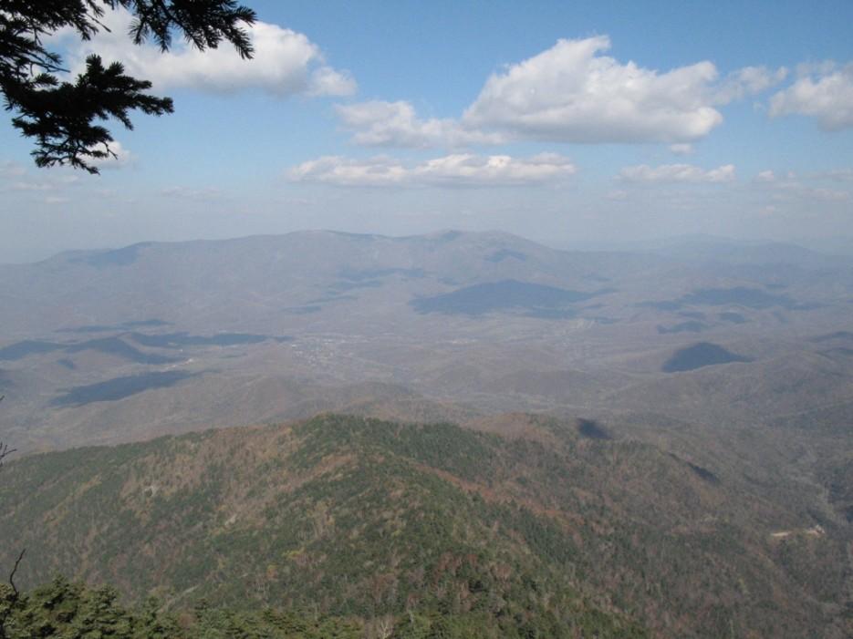 перспектива | гора Фалаза