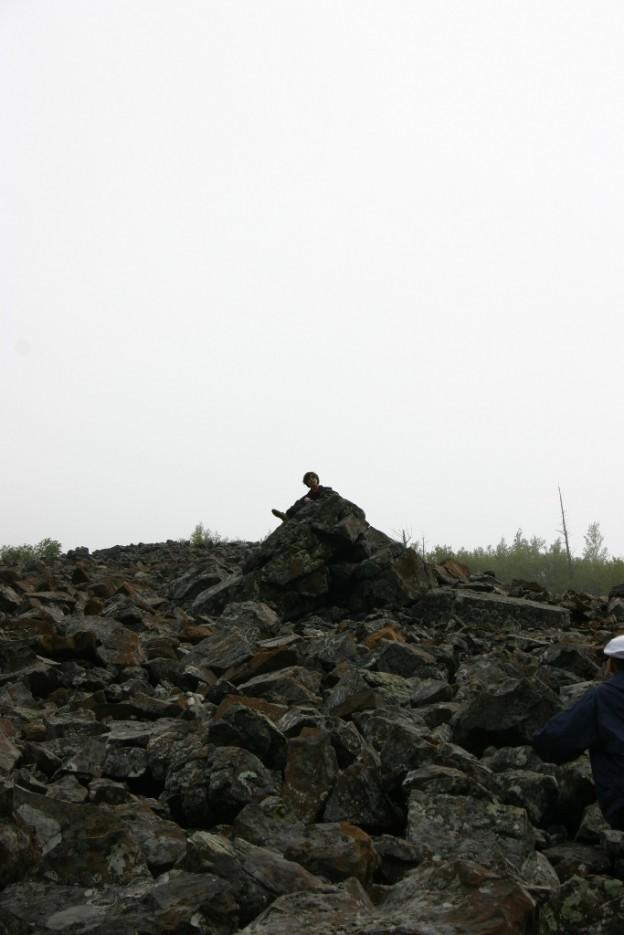 головастый камень | гора Фалаза